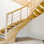 Drewniane schody jesionowe – informacje ogólne
